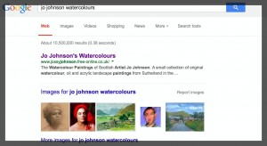 jossyjohnson search engine result