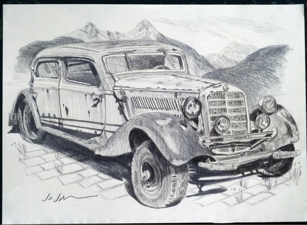 Old Cars! | Jo Johnson