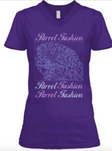 parrot fashion design